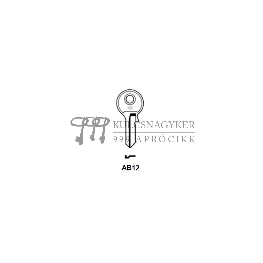 AB12 (Silca), ABU-13 (JMA), AU12 (Errebi) ABU2 (Keyline)