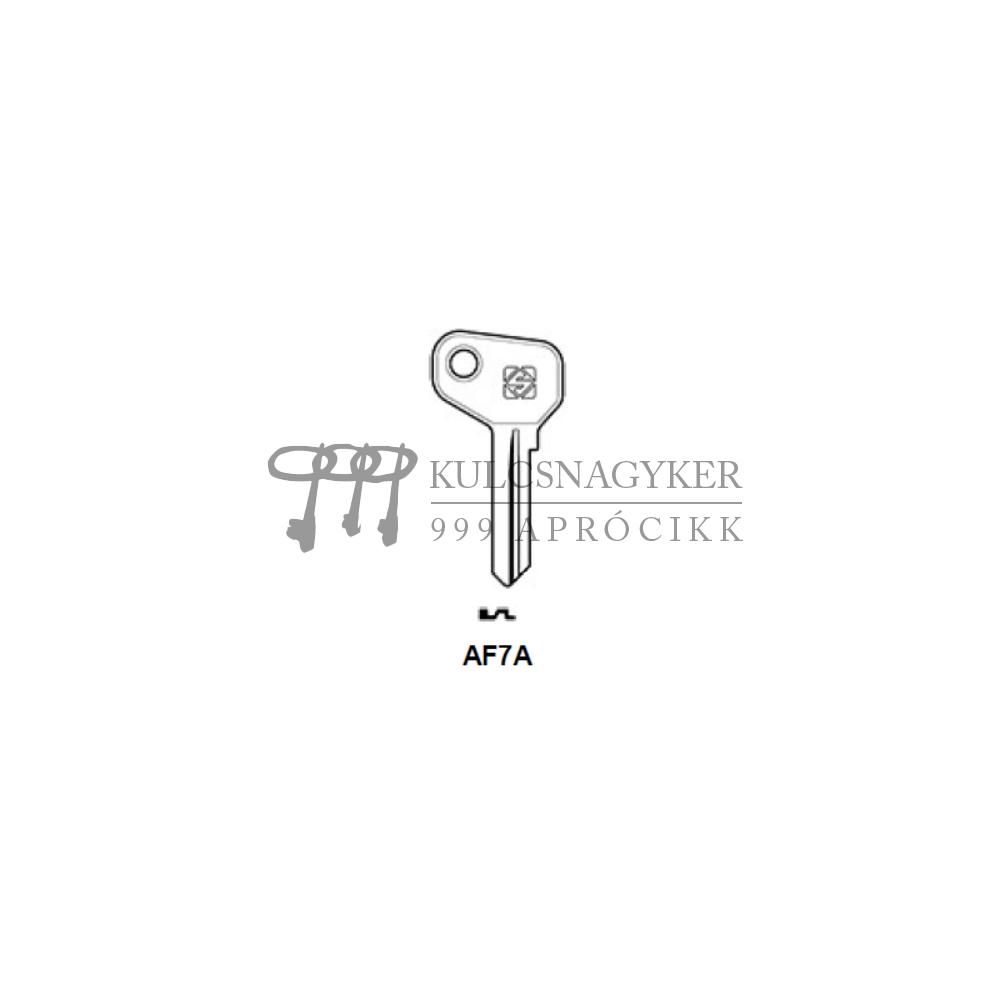 AF7A (Silca), IMS-5 (JMA), 129-1 (Errebi)