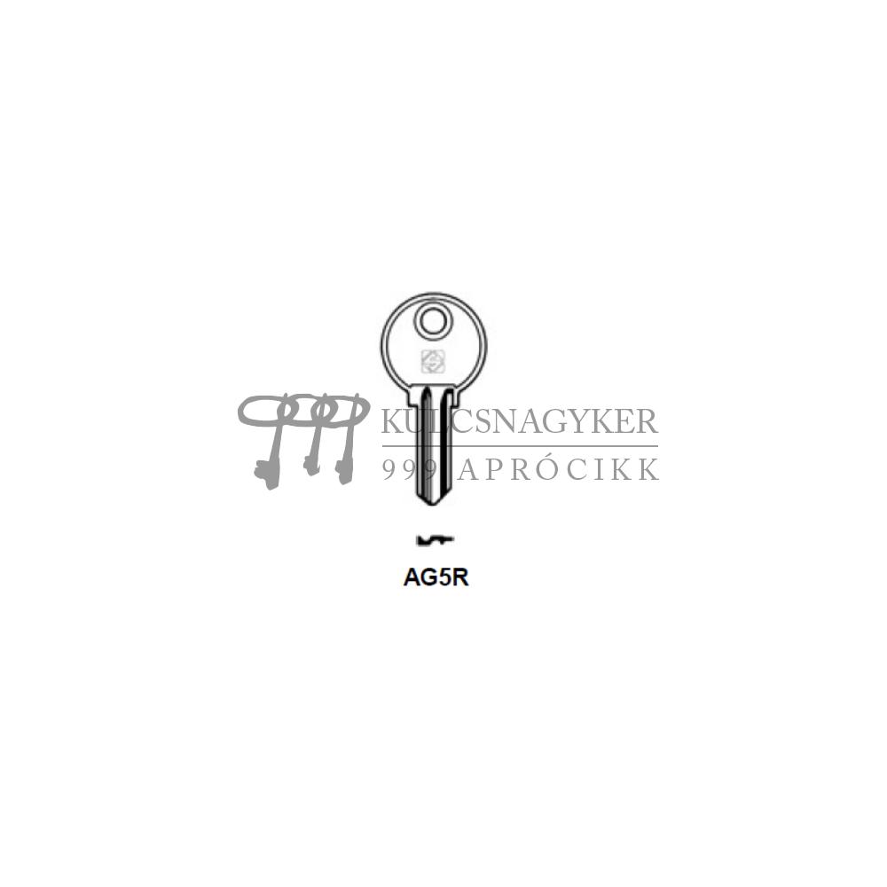 AG5R (Silca), 458% (BOERKEY)