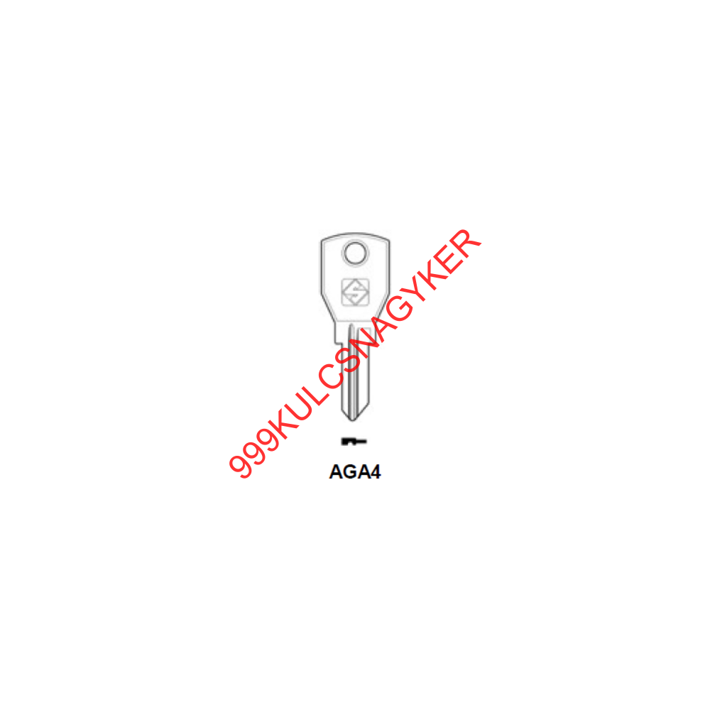 AGA4 (Silca), AGA-19D (JMA), AGA4 (Errebi)