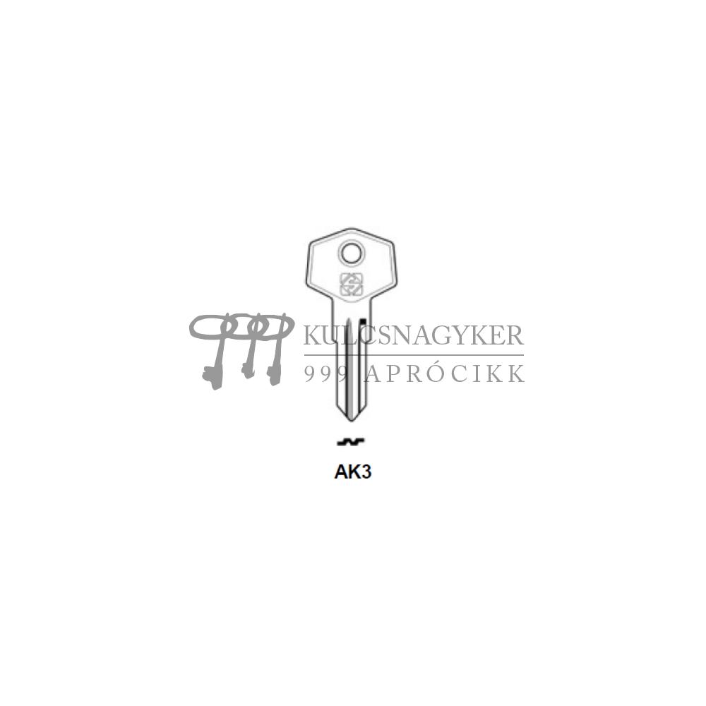 AK3 (Silca), AKS-1 (JMA), AKS1 (Errebi)