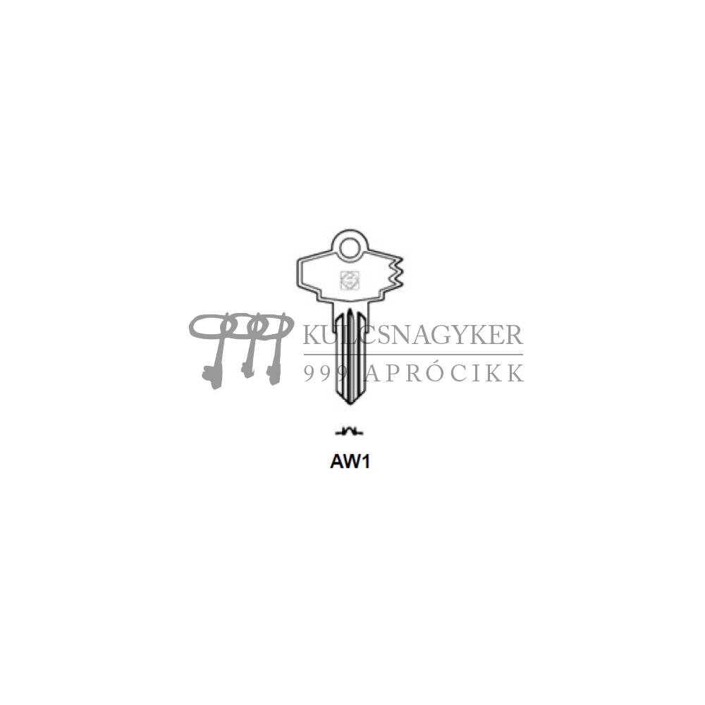 AW1 (Silca), ARR-1 (JMA), AW1 (Errebi)