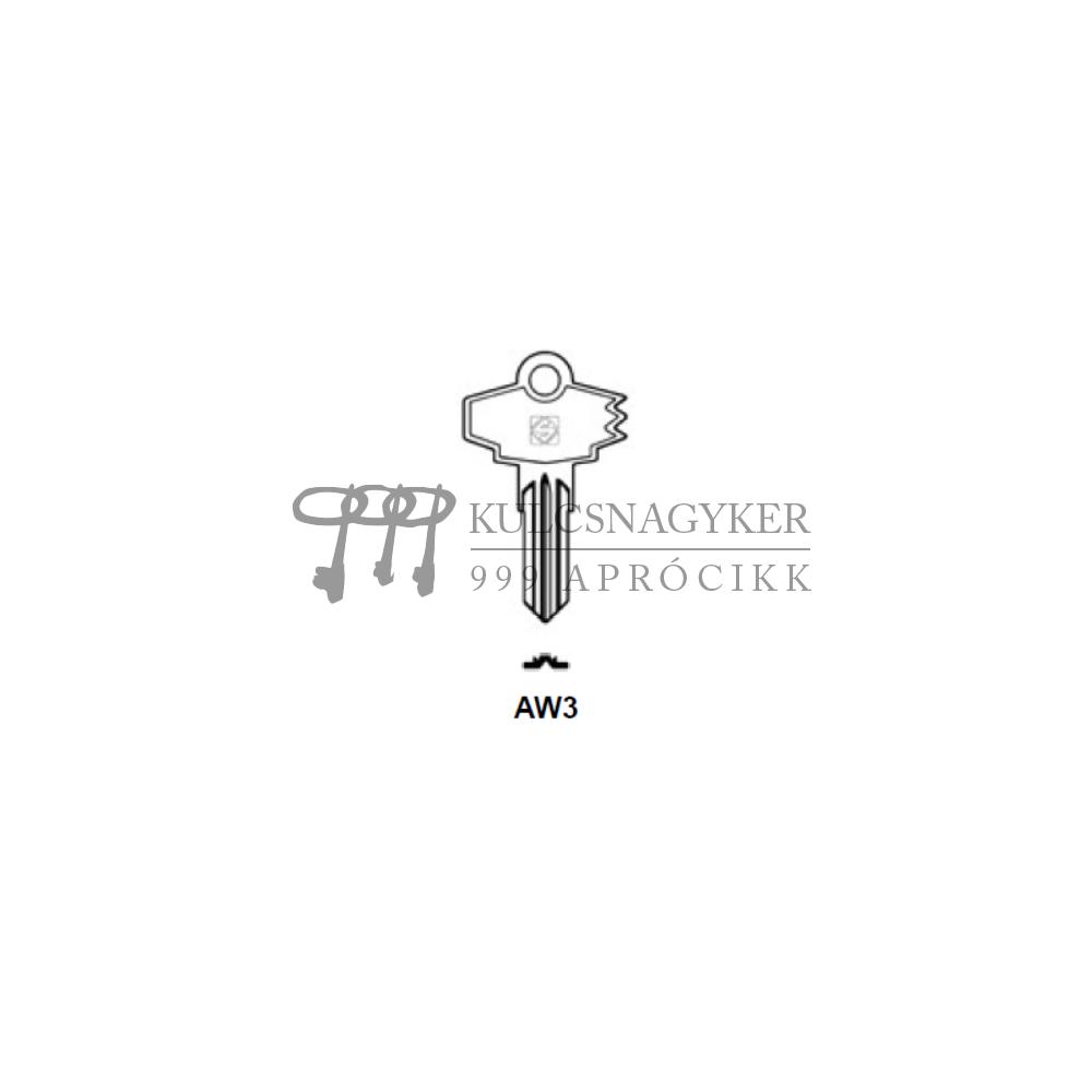 AW3 (Silca), ARR-3 (JMA), AW3 (Errebi)