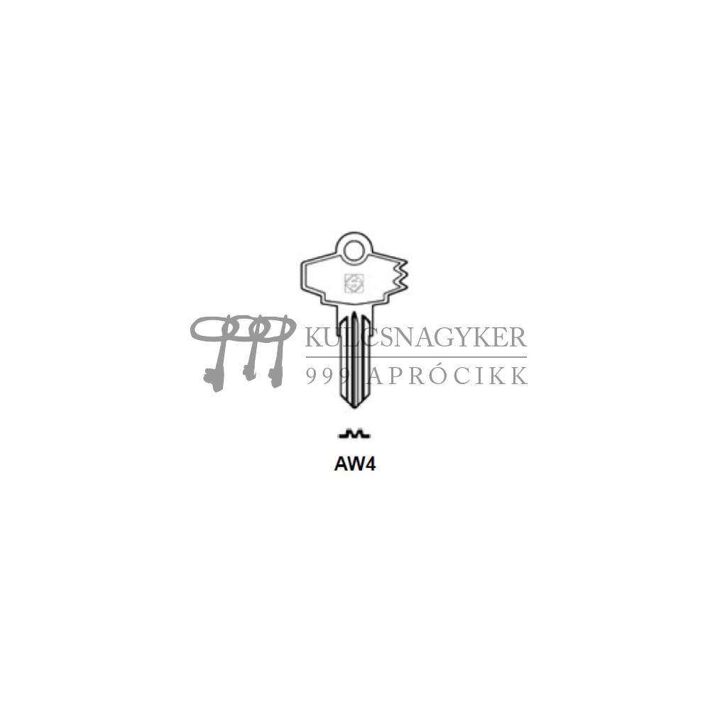 AW4 (Silca), ARR-2 (JMA), AW4 (Errebi)
