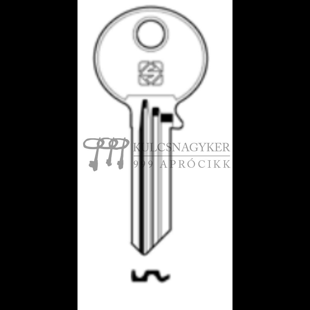 BK1R (Silca), BK-1I (JMA), KSC5S (Errebi)