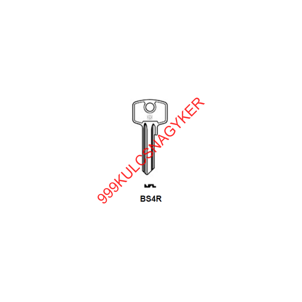 BS4R (Silca), BN3 (Errebi), BSS3S (Errebi)