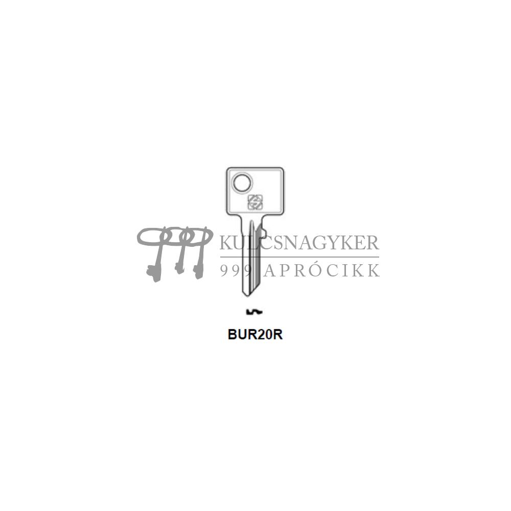 BUR20R (Silca), BUR-4 (JMA), BU3S (Keyline)