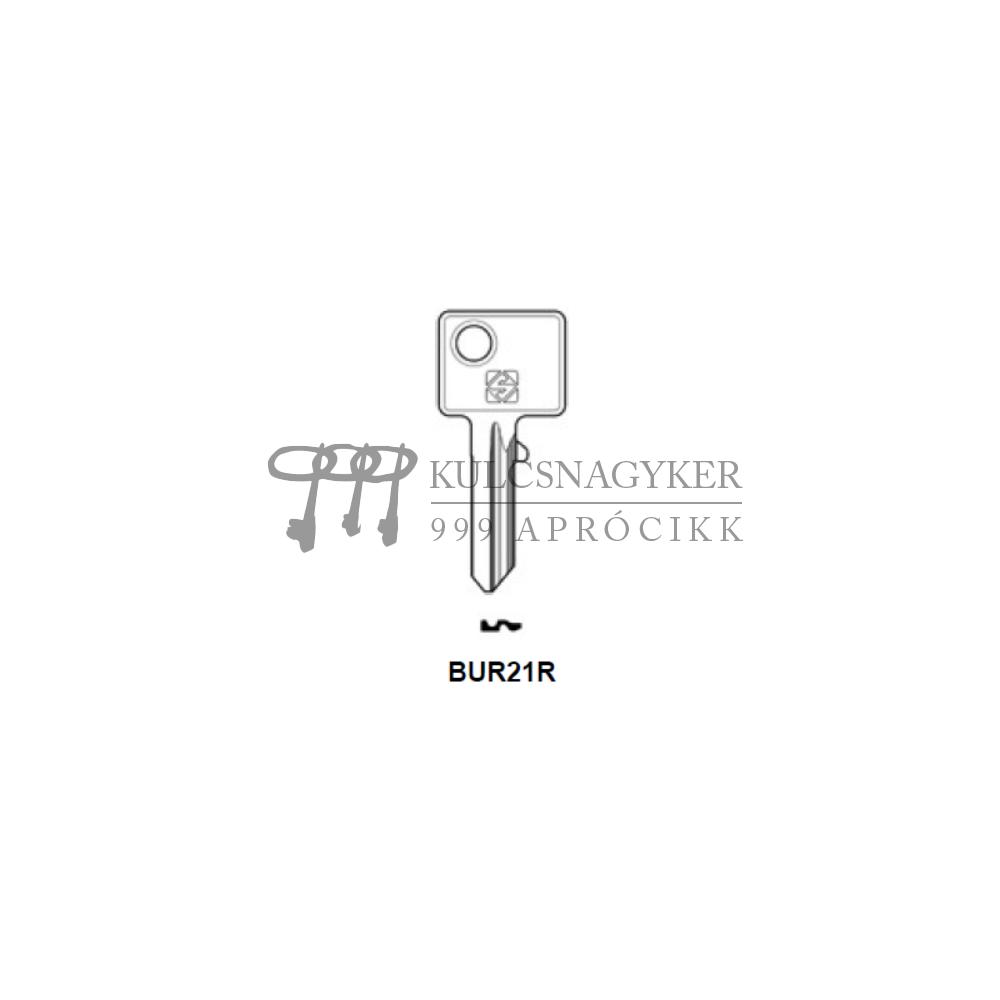 BUR21R (Silca), BUR-5 (JMA), BG25R (Errebi), BU4S (Keyline)