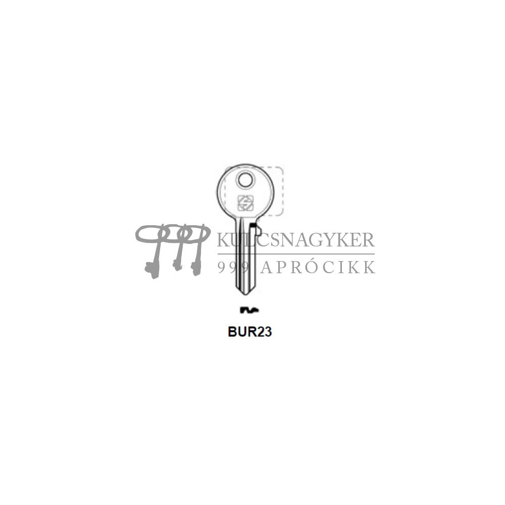 BUR23 (Silca),  BUR-14D (JMA), BG31 (Errebi)