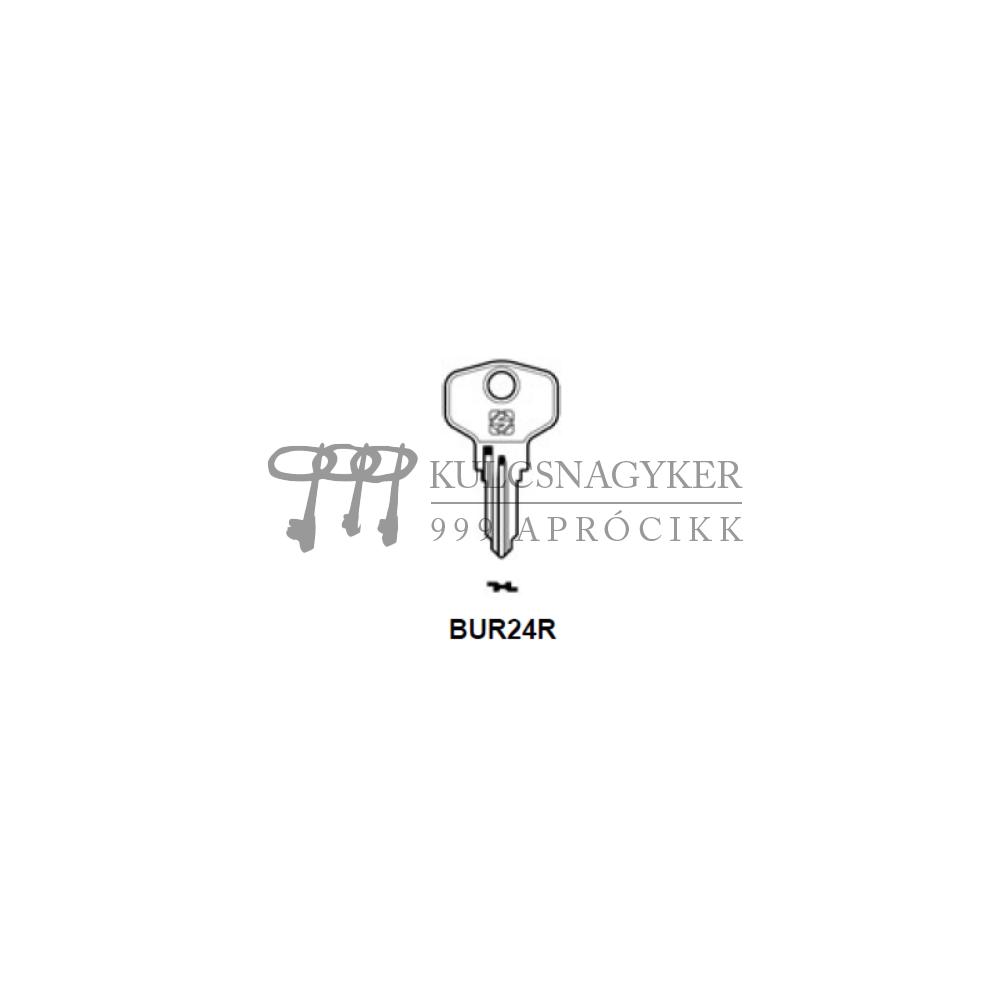 BUR24R (Silca), BUR-9D (JMA), BG23R (Errebi), BU5S (Keyline)