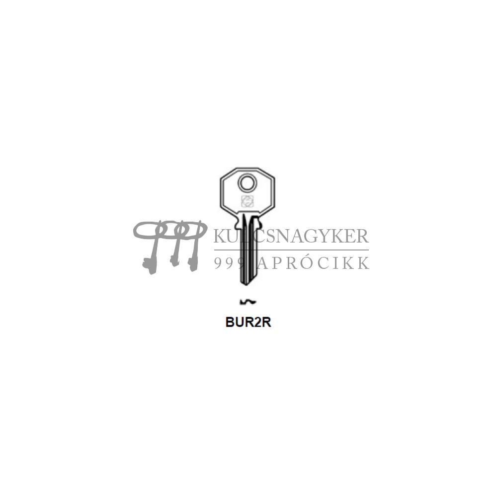BUR2R (Silca), BUR-2I (JMA), BG8R (Errebi),  BU1S (Keyline)