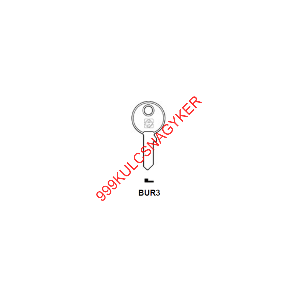 BUR3 (Silca), BUR-29 (JMA), BG3R (Errebi)