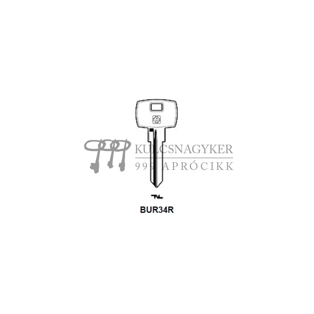 BUR34R (Silca), BUR-23D (JMA), BG46R (Errebi), BU6 (Keyline)