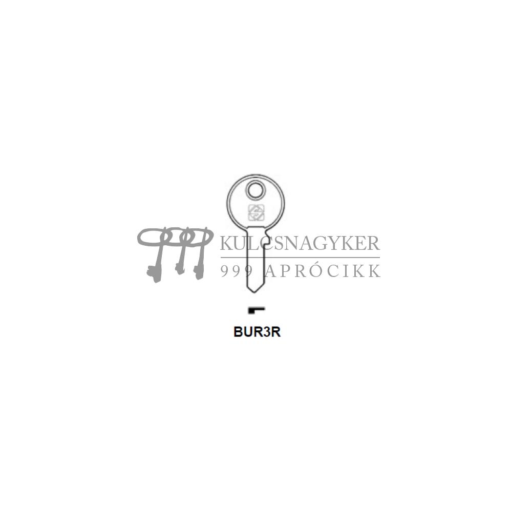 BUR3R (Silca), BUR-29D (JMA), BG3 (Errebi)