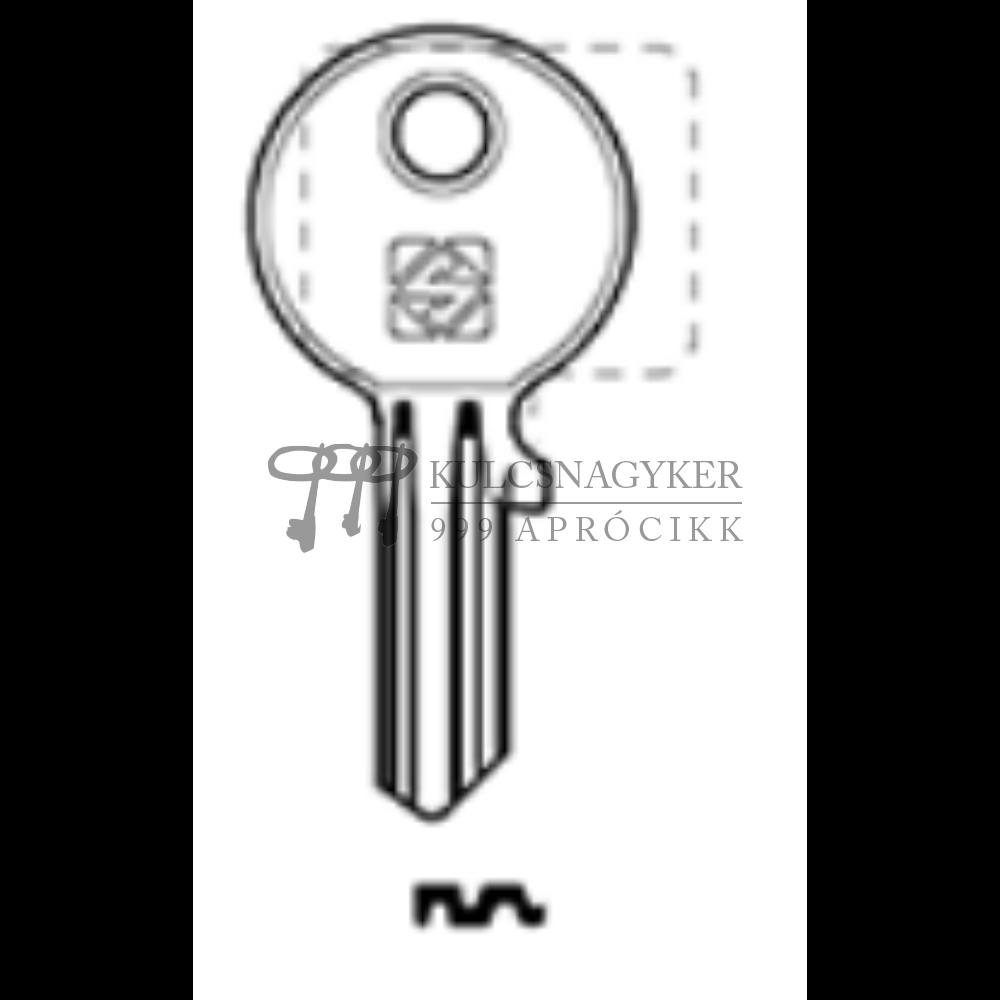 BUR62 (Keyline)