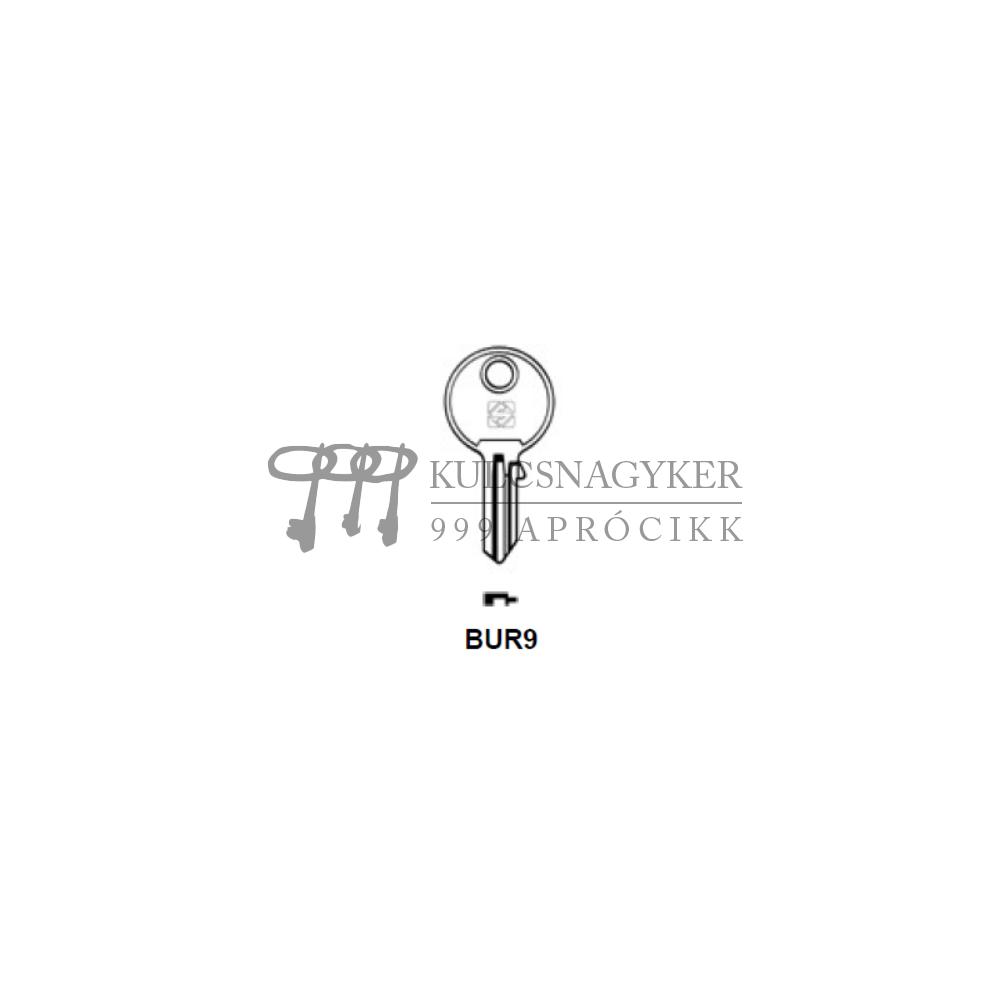 BUR9 (Silca), BUR-30D (JMA), BG15 (Errebi)