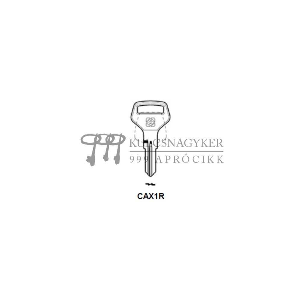 CAX1R (Silca), CSB-1D (JMA), CSB1R (Errebi), CAX1S (Keyline)