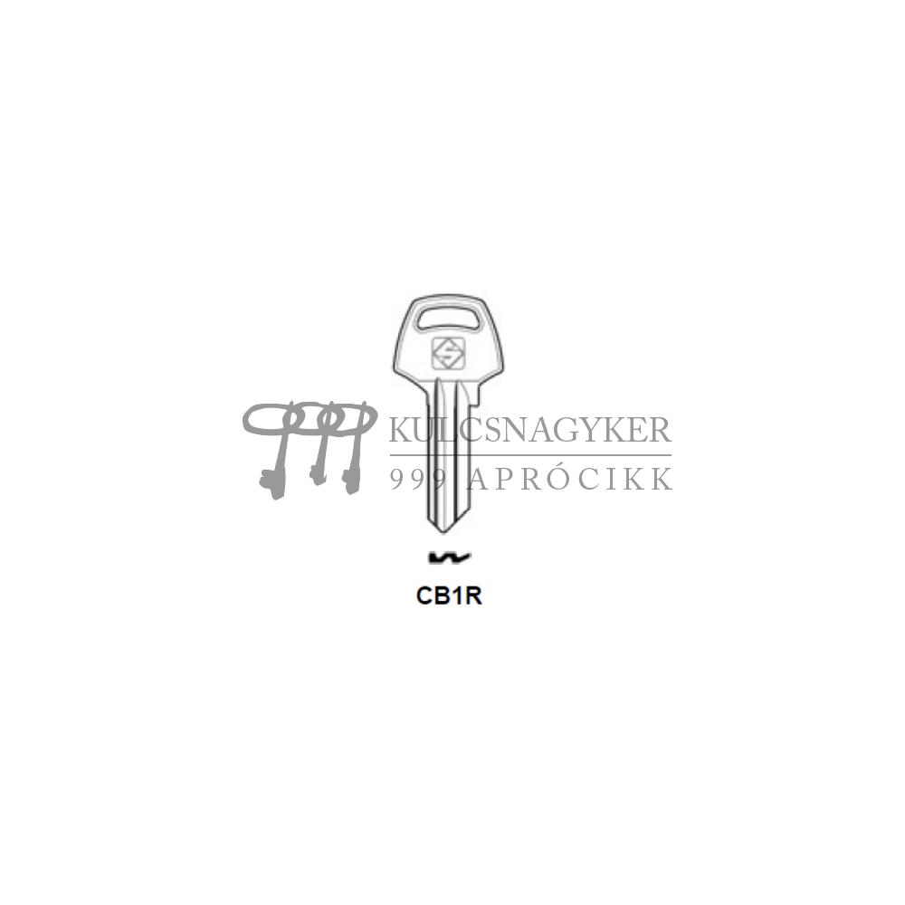 CB1R (Silca), COR-5060I (JMA), CO5S (Errebi)