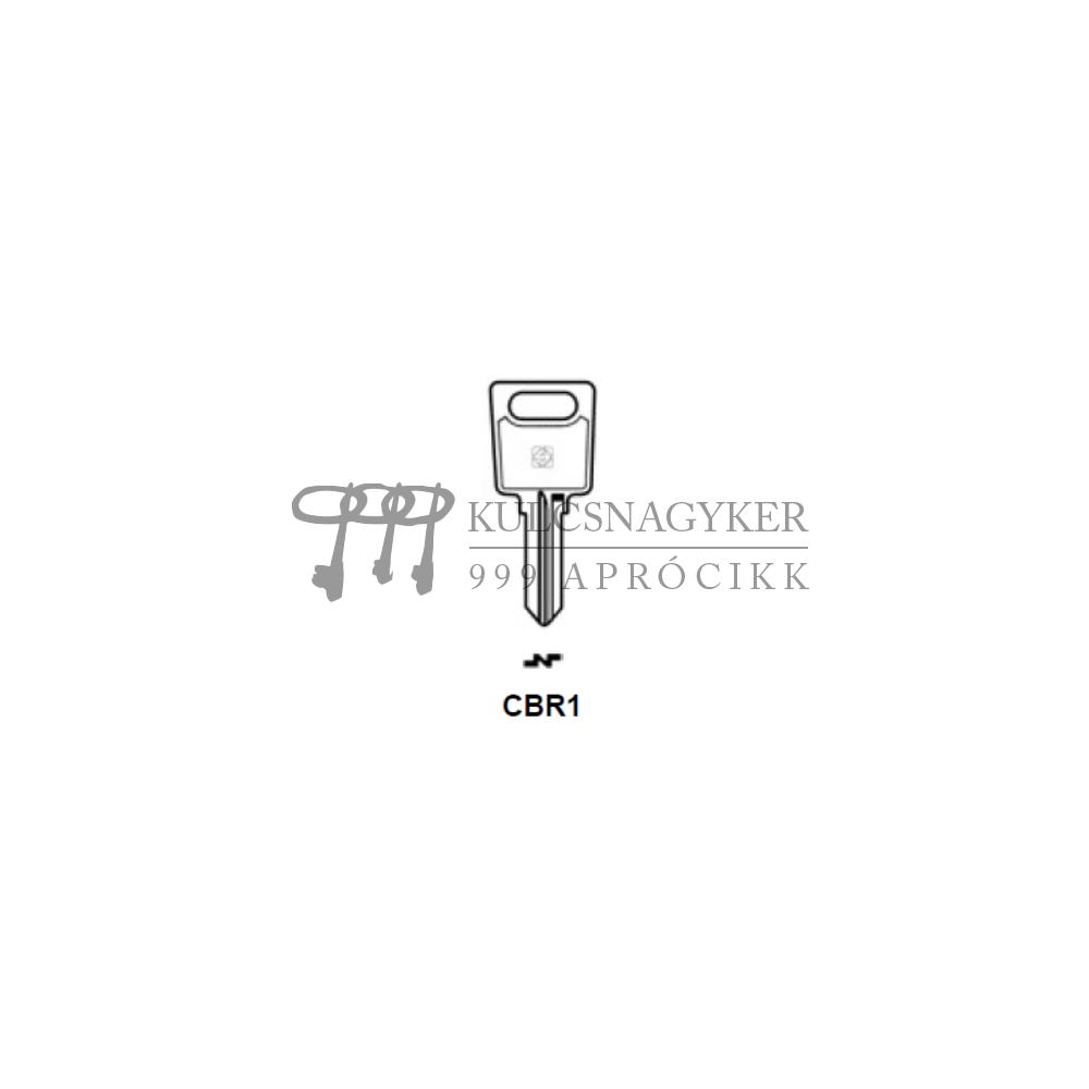 CBR1 (Silca), COB-2 (JMA), X1 (Errebi), COB1 (Keyline)