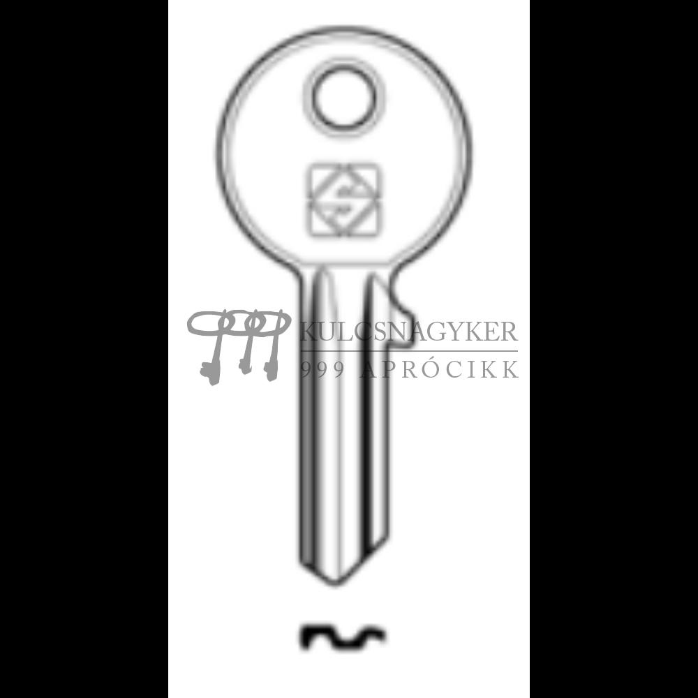 CS6 (Silca), CI-4DP (JMA), C4PD (Errebi), CA4PD (Keyline)
