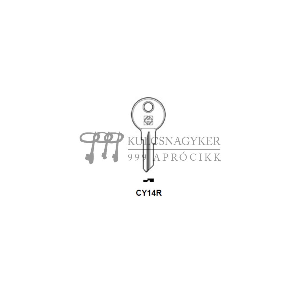 CY14R (Silca), BS-9 (JMA), CY64R (Errebi)