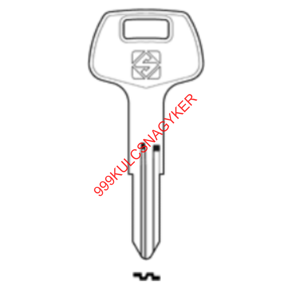 DAT10R (Silca), NS40S (Keyline)