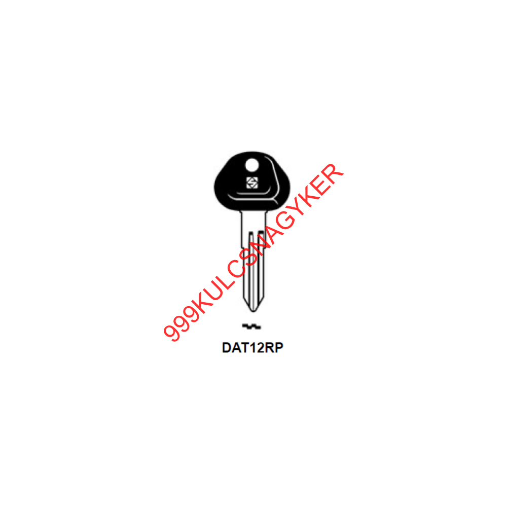 DAT12RP (Silca), DAT-6DP (JMA), DT8RP43 (Errebi), DA27SAP (Keyline)