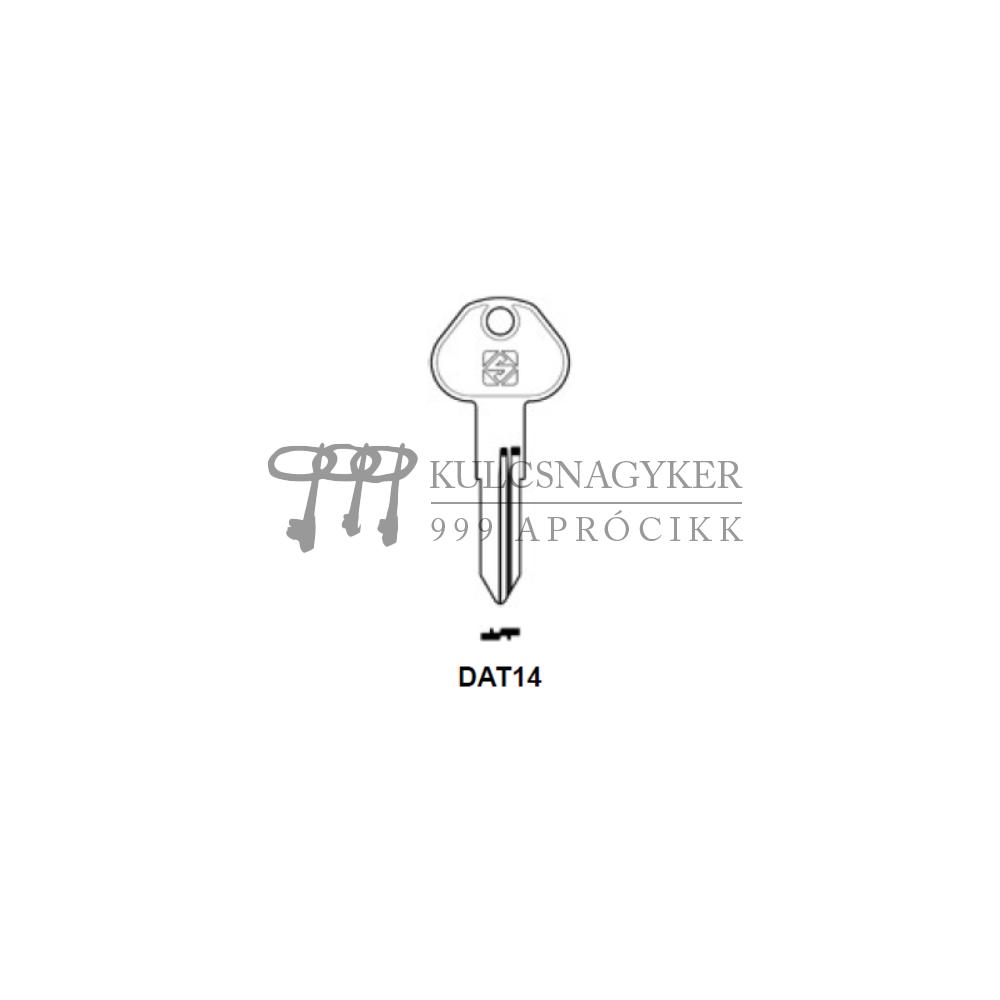 DAT14 (Silca), DAT-7 (JMA), DT9 (Errebi)