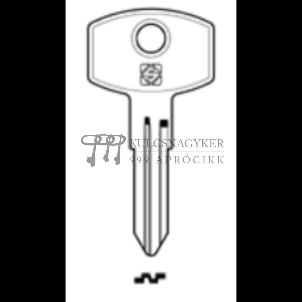 DAT7R (Silca), DAT-8I (JMA), NS3 (Errebi)