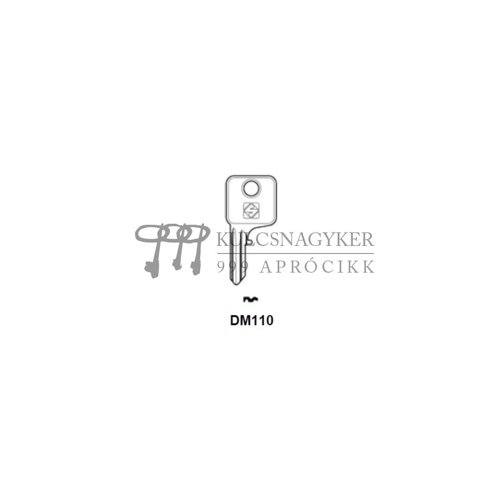 DM110 (Silca), DO110 (Keyline)