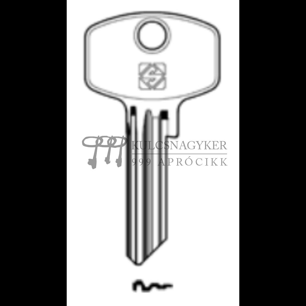 DM154 (Silca), DOM-80D (JMA), DM104 (Errebi)