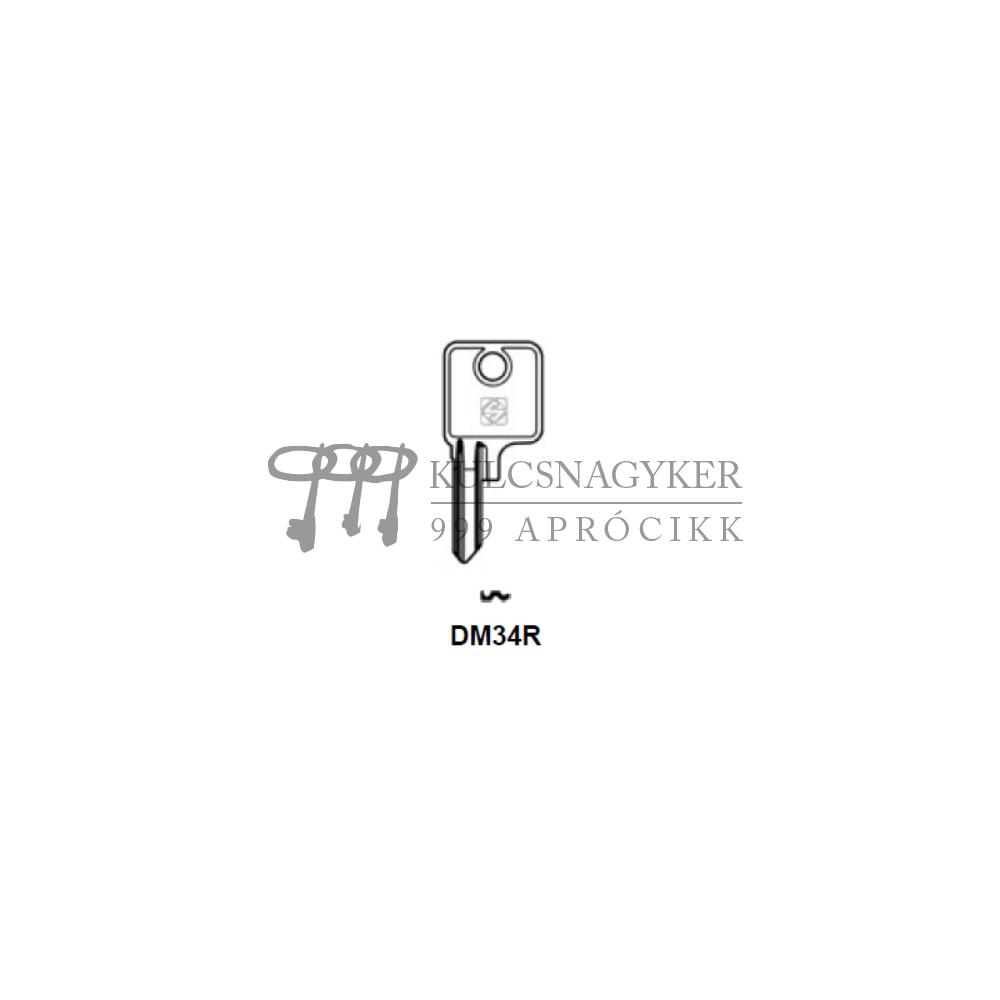 DM34R (Silca), DOM-37 (JMA), DM32R (Errebi)